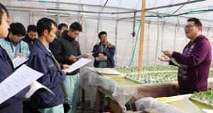 若手営農担当職員研修会