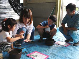親子農業体験1