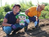 農業塾「葉菜専門コース」第2回を実施しました