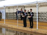 第126回愛知県農業祭献穀事業 播種祭を行いました