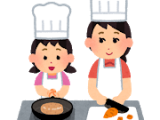 親子料理教室「きなこのおはぎ・ブドウ大福づくり」大口支店で開催しました