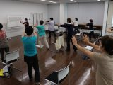女性部岩倉支部「健康気功教室」開催しました