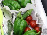 犬山西支店で夏野菜プレゼント